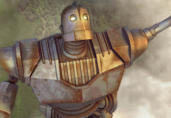 Iron Giant Detail